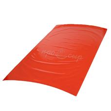 Термоусадочные пакеты для сыра 23х43см красные